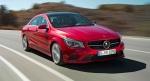 Mercedes Benz CLA 220 CDI, (C117), 2012, Lack: Patagonienrot metallic BRIGHT, Ausstattung: Leder Saharabeige